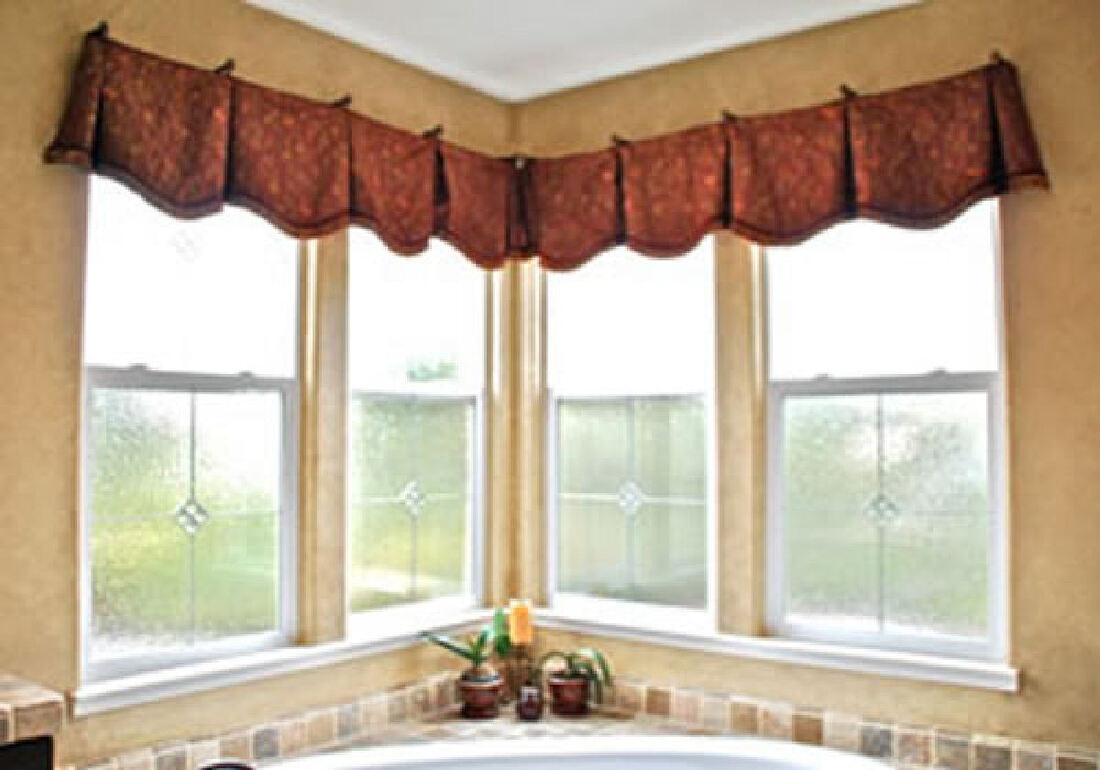 Window Valances and Draperies | Advance Shade | Menomonee Falls Wisconsin